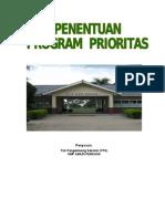 2. Format Program Prioritas