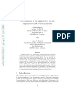 Nikolaus Berndt and Alan D. Rendall- Isotropization in the approach to big rip singularities for Cardassian models