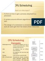 Session 4 - CPU Scheduling - Finals