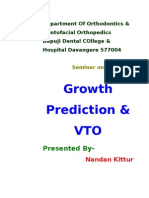 Growth Prediction