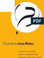 Folleto filosofia-2007