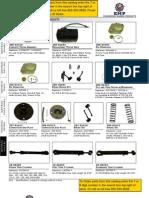 Mercruiserpowertrimandtiltcomponents