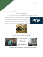 Multi-Genre Research Paper