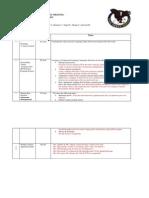 Department Meeting Agenda Minutes August 22 2011