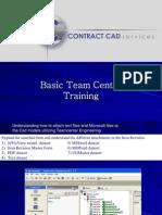Team Center TDM Training