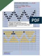 20) Trico Maquina Lanofix - Perfurar Cartela Para o Troca-fios Sem o Troca-fios