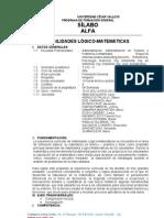 Silabo Logico Alfa 2011-II (1) Corregido