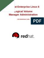 Red Hat Enterprise Linux-6-Logical Volume Manager Administration-En-US