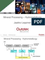Ototec Mineral Beneficiation