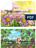 Bahasa Melayu Th4 Slaid