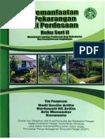 HS Arifin Buku Pemanfaatan Pekarangan Di Perdesaan