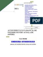 Manual Masina