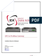 IDX Brick - Manual
