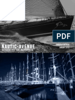 Nautic Avenue - Yacht Brokerage in Frejus, France. Monthly catalog January 2012