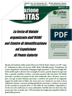 01. in-Formazione Caritas_2012.01_GENNAIO - Natale Al Cie