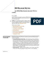 Release Notes STRM2010R1