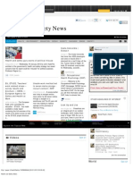 Health and Safety News, 2012-01-20 Edition