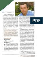 Journal du Textile - janvier 2012