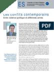 Les conflits contemporains - Note d'analyse géopolitique n°51