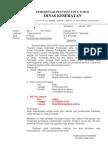 Dody Firmanda 2012 - RS Paru Jember Clinical Pathways 16 Februari 2012