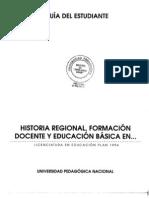 03 Historia Regional