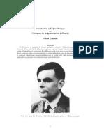 Introduction à l_Algorithmique ou Préceptes de programmation (efficace) (Pascal Cabaud) [eBook_ F