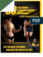30 Day Foundation Plan