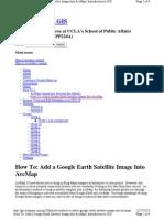 GoogleMap GIS