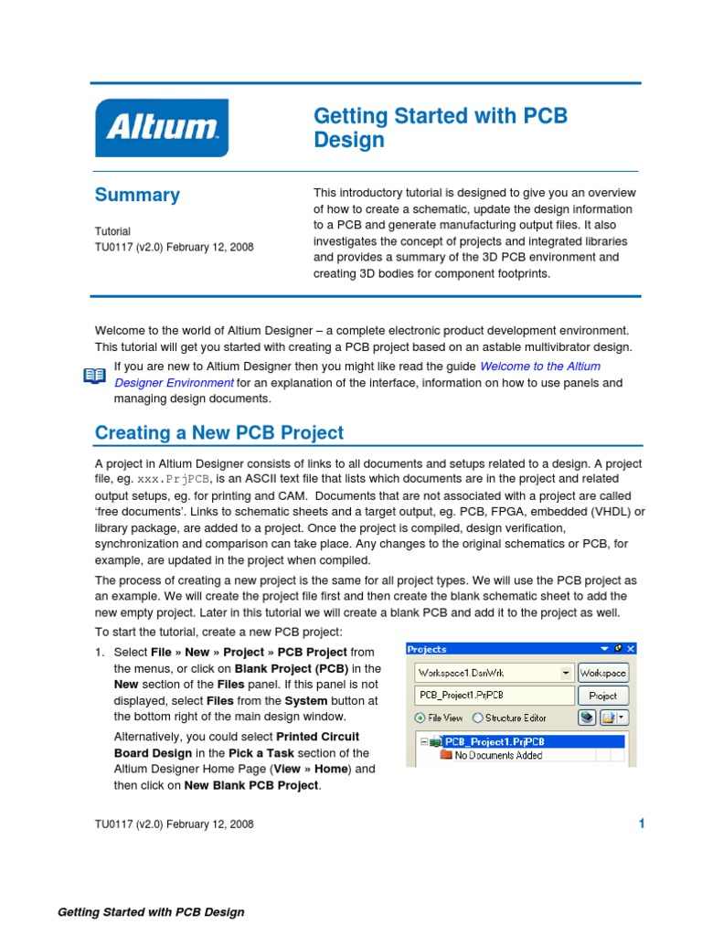 Altium Tu0117 Getting Started With Pcb Design Printed Circuit Gerber Files For Your Board Online So Simple Keyboard Shortcut