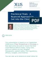 Preclinical Trials