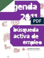 Agenda 2011 Caste Llano