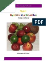 Nyari Smoothie Receptek