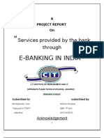 Mohsin Final Project on E Banking