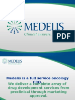 Medelis Oncology CRO Services