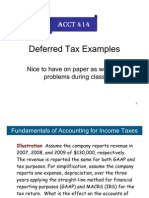 Defd Tax in-class Problems to Print