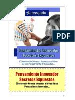 Pensamiento Innovador - Secretos Expuestos