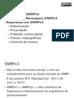Gerência de Redes - 5.SNMPv3