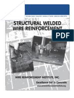 WWR 500-R-10_Manual of Standard Practice
