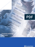 Forward Exchange Brochure