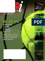 201202 Racquet Sports Industry