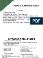 Pumps - 1