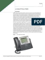 2.Cisco Unified IP Phone 7942G