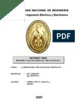 Informe Final de RLC1