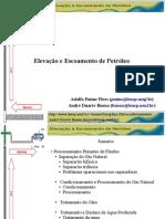 Processamento primário fluidos