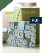 Amy Butler Kindly Cards