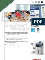 Catalogo e-STUDIO255-305