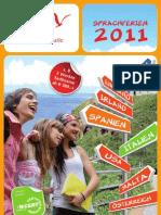 Sprachferien für Jugendliche 2011