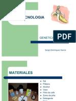 Genetica a Domicilio