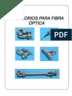 Catalogo Herrajes Fibra Optica