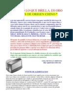 Boletin 3 - TV Chino